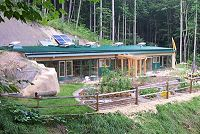 Earth Sheltered Underground House Plans | Home Plans Blog